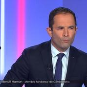 Créteil : Pour Benoît Hamon, la suppression des allocations