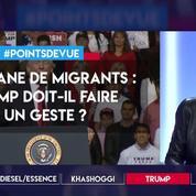 Caravane de migrants : Trump doit-il faire un geste ?