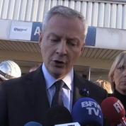 Bruno Le Maire demande la baisse des prix du carburant à la pompe