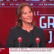 Violences à l'école: Ségolène Royal n'a «jamais été contre la suppression des allocations familiales»