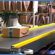 Amazon visé par une enquête pour abus de position dominante