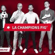 La Champions Fig' : votre séance hebdomadaire d'actualité sportive