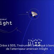 Au cœur de Mars : la France se prépare à un atterrissage périlleux