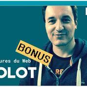 Bonus Les Créatures du Web #11 : Axolot, par Patrick Baud