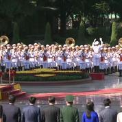 Edouard Philippe est en visite officielle au Vietnam