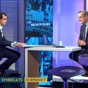 Eric Mengus : « Il y a un risque d'uberisation de la contestation sociale ».