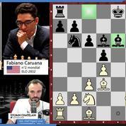 Suivez le championnat du monde d'échecs 2018