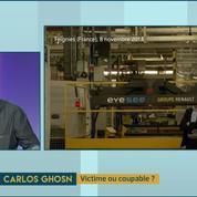 Carlos Ghosn: victime ou coupable ? Les décrypteurs débattent.