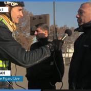 Un dépanneur à Figaro Live : «Je suis solidaire parce que je paie trop cher mon carburant»