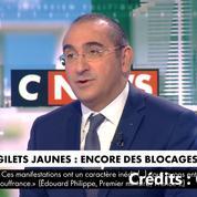 Laurent Nuñez : «La France ne peut pas être bloquée»