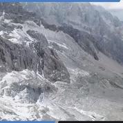 Un des plus grands glaciers du monde est en train de fondre