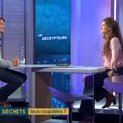 Xavier Martin : « Le recyclage des emballages, ça pollue ! ».