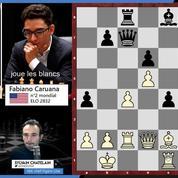 Championnat du monde d'échecs : 1 million de dollars en jeu sur cette partie