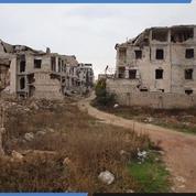 Syrie : les frappes aériennes continuent près d'Alep