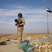 Les troupes irakiennes ont renforcé leur présence à la frontière irako-syrienne