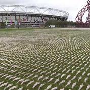Londres : 72 396 figurines en hommage aux soldats britanniques qui on périt dans la Somme