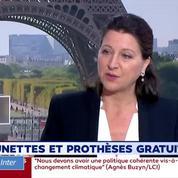 Agnès Buzyn : « La totalité de la prise en charge pour les lunettes se fera en 2021 »