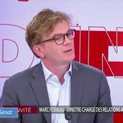 «Gilets jaunes»: Marc Fesneau qualifie les menaces sur les élus de «totalitarisme»