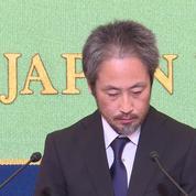 L'ex-otage japonais en Syrie insiste sur l'importance pour un média