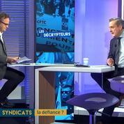 François Miquet-Marty : « 53% des français ne font confiance à aucune organisation syndicale ».