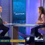 Jean-Charles Caudron : « 90% des déchets marins proviennent des continents. »