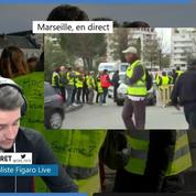 Une manifestante tuée en Savoie après qu'une conductrice a paniqué