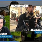 REPLAY - «Gilets jaunes» : suivez les rassemblements à Paris et Bordeaux