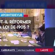 Laïcité : Macron a-t-il raison de vouloir réformer la Loi de 1905 ?