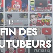 Article 13 : Allons-nous vers la fin de la création vidéo sur YouTube?