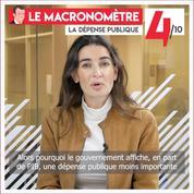 Dépenses publiques: ce gouvernement ne fait pas plus d'efforts que sous Hollande