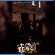 La Sorbonne fermée après une tentative d'intrusion