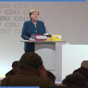 Merkel défend son héritage avant de céder la présidence du CDU