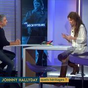 Johnny Hallyday : quels héritages ? Nos décrypteurs répondent aux internautes.
