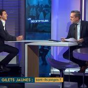 Emmanuel Rivière : « Le gouvernement a une semaine pour que les violences de samedi ne se reproduisent pas. »