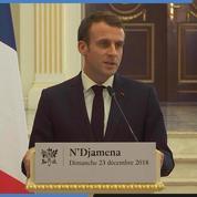 Emmanuel Macron «regrette» que les États-Unis se retirent de Syrie