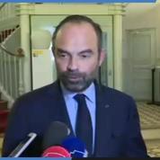 Edouard Philippe sur le terrain pour préparer le débat national