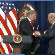 Trump : «Toute mesure que finance le gouvernement doit inclure la sécurité à la frontière»