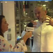 «Madame en cuisine» - visite des cuisines du George V