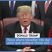 États-Unis : Trump fait monter la pression en accusant les Démocrates d'un «shutdown»