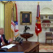 Trump : «Cela ne rouvrira pas tant que nous n'aurons pas un mur»