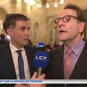 Le député PS Faure interrompt le député LaREM Le Gendre en plein direct