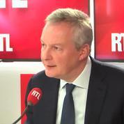 Le Maire : «Il est temps que les géants du numérique paient leur juste impôt»