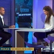 Guillaume Lebeau : « La mobilisation des policiers c'est un mini-mouvement