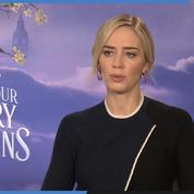 Emily Blunt dans «Le retour de Mary Poppins» : «Il faut chérir son âme d'enfant»