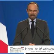 Philippe va ouvrir un large débat sur les impôts du 15 décembre au 1er mars
