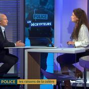 Jean-Marc Leclerc : « Les policiers ont de plus en plus de missions, donc il faut de plus en plus de moyens. »