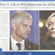 Benjamin Griveaux dénonce le «concours de tweets» entre Marine Le Pen et Laurent Wauquiez