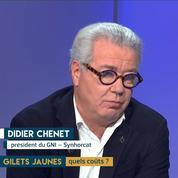 Didier Chenet : « Les