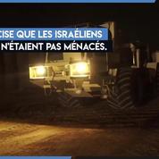 Israël détruit des tunnels sous-terrains du Hezbollah près du Liban