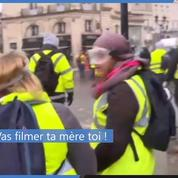 «Gilets jaunes» acte VII : les médias une nouvelle fois pris à partie